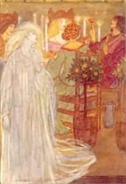 At home circa 1910